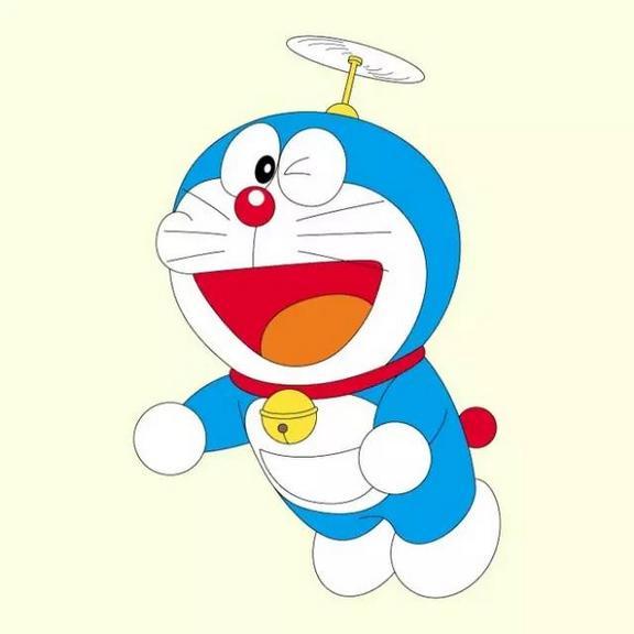 可爱的机器猫哆啦a梦qq卡通头像大全