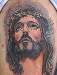 耶稣纹身图片_耶稣纹身图片大全 - 85814图库