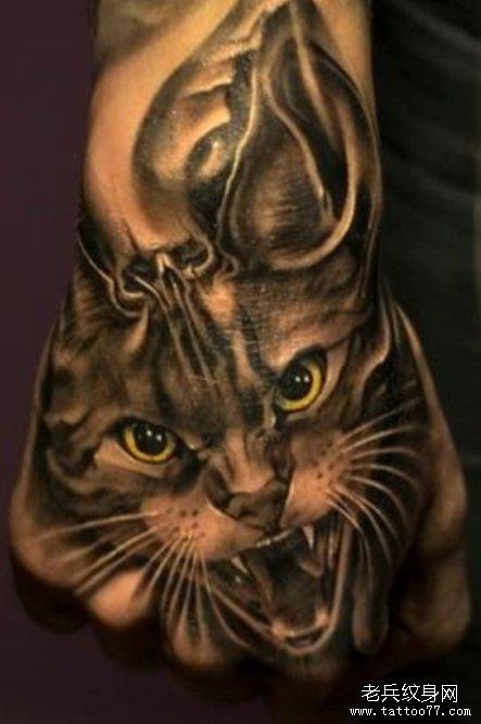 动物纹身_动物纹身图案大全_动物纹身手稿_动物纹身