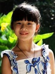 孟非16歲女兒清純發型照片 扎發發型甜美可愛[4P]