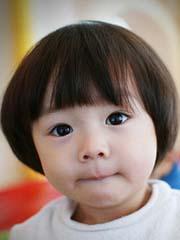 宝宝锅盖头怎么剪好看 宝宝锅盖头发型图片[5P]