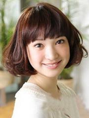 适合小脸女生的日系短发发型[5P]