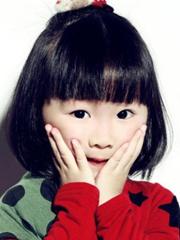可爱好看的小女孩发型设计图片[5P]
