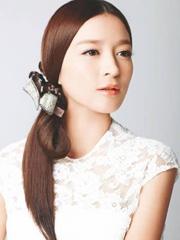 中国风复古女生发型设计[5P]