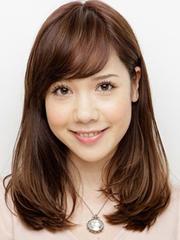 瓜子脸女生适合的发型图片 刘海决定气质[9P]