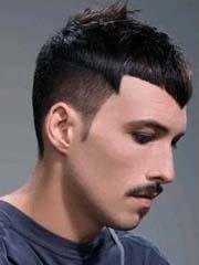 時尚沙宣男士短發發型圖片 改良版西瓜頭型男格調[9P]