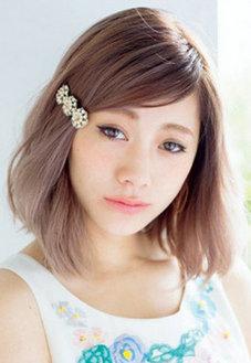 短发怎么扎简单好看大全 发饰不能少[10P]