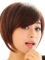 可愛女生波波頭短發發型圖片 溫柔氣質[10P]