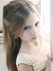儿童小公主发型扎法美图[5P]