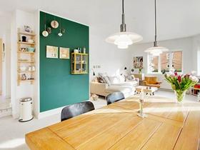 簡歐現代風格二居室設計