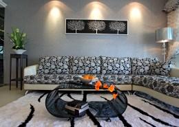 客厅舒适的沙发图片_15张