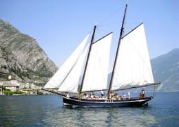 造型獨特的帆船圖片_12張