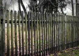 各种各样的木头栅栏图片_14张