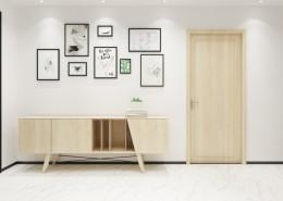 現代簡潔風家居陳列室內裝修圖片_38張
