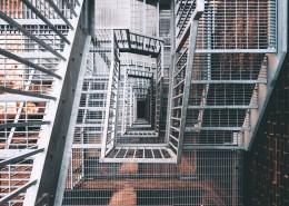旋轉的樓梯圖片_12張