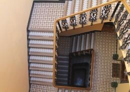 獨特的旋轉樓梯圖片_14張