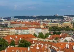 捷克布拉格老城區風景圖片_11張