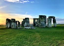 英國巨石陣圖片_11張