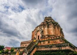 泰国清迈建筑风景图片_9张