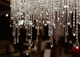 亮晶晶的水晶吊燈圖片_10張