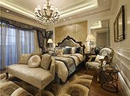 简约复古卧室设计欧美风格图片