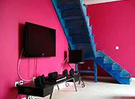 溫馨復式公寓裝修效果圖賞析