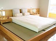 小户型日式榻榻米卧室装修图