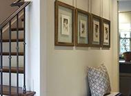 小復式樓梯裝修照片墻欣賞