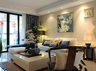 三居室中式温馨装修效果图低调奢华