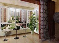 打造最好的采光效果阳台装修设计图片
