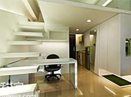 現代簡約公寓復式裝修效果圖