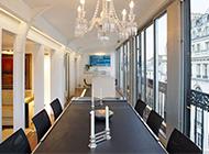 法兰西风格欧式公寓装修效果图