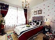 极具创意温馨的儿童房装修效果图欣赏