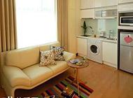 小復式公寓北歐浪漫風格裝修效果圖