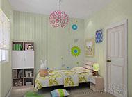 精美舒适的儿童房装修效果图
