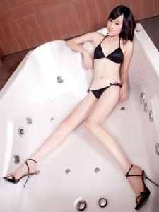 性感美女腿模NANA迷人写真