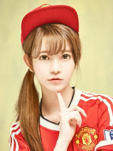 韩国美女yurisa篮球服俏丽魅力写真