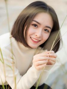 学生头短发素颜平安彩票app清纯阳光魅力十足
