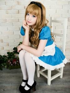 韩国性感女仆俏皮可爱私房甜美写真