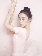 李小璐生日曝光芭蕾写真身姿曼妙