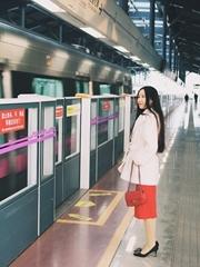 西安地鐵粉色三號線