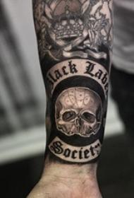 纹身点刺技巧 多款素描纹身点刺技巧经典纹身图案