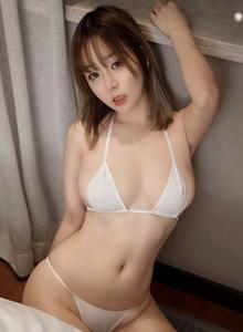 波萝社性感平安彩票app王雨纯比基尼修长美腿内衣诱惑