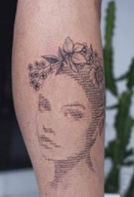 代碼紋身:程序員最愛的由代碼組成的紋身圖案9張