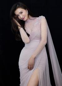 一组林志玲姐姐的礼服写真图片