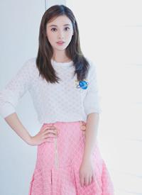 演員彭小苒的時尚青春靚麗圖片欣賞