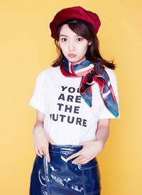 林源清新俏丽时尚写真图片