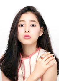 日本模特新木優子唯美高清圖片