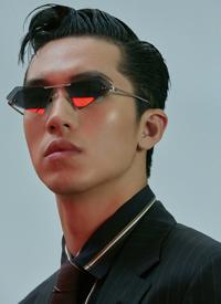 许魏洲炫酷时尚大片写真图片