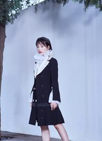 張雅欽優雅復古風時尚寫真圖片